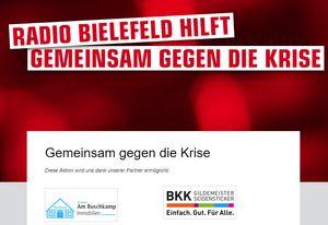 Grafik Radio Bielefeld